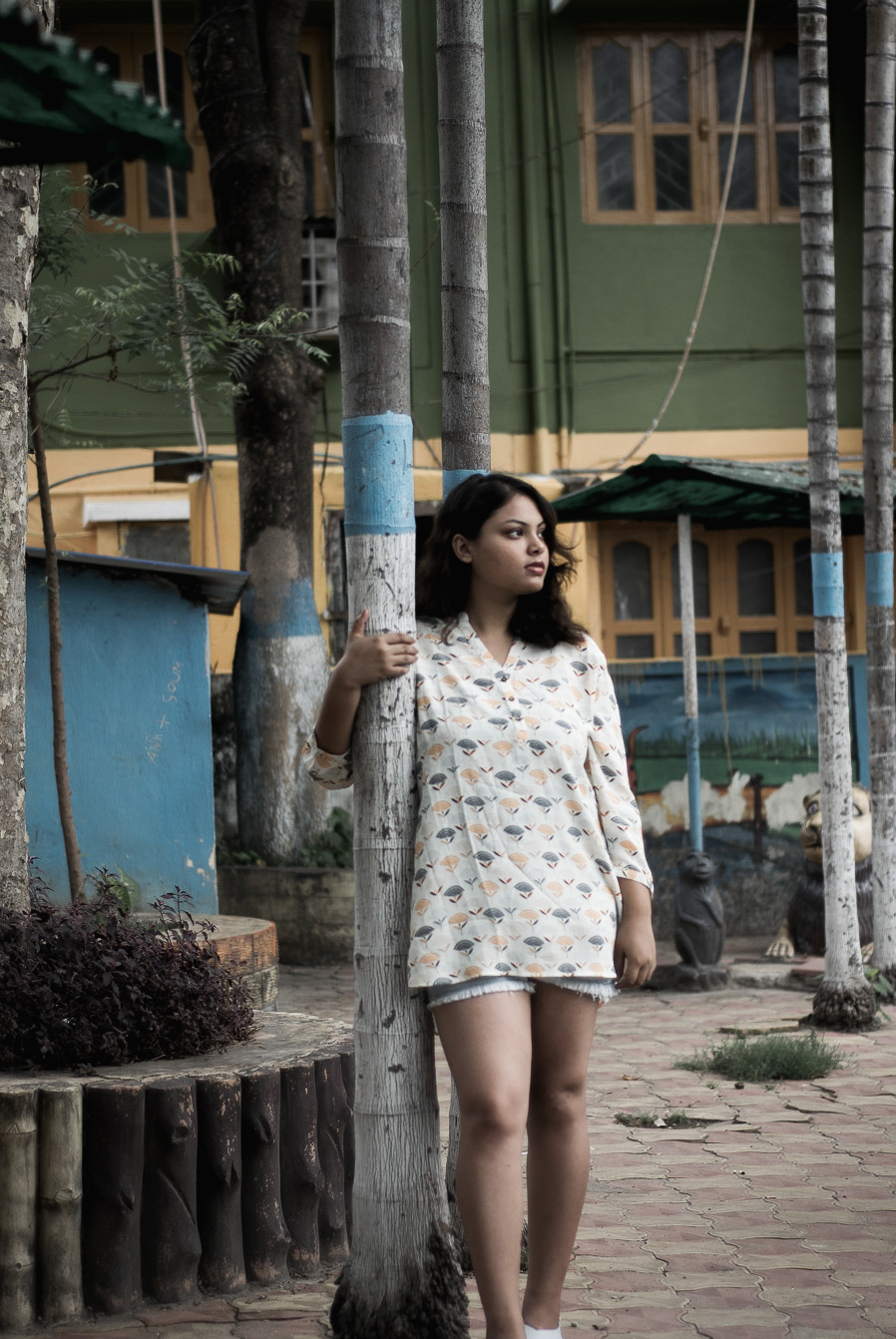 Collaboration with B:Kind - Indian Fashion Blog - Curvy Fashion